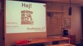 Workshop i Kristianstad